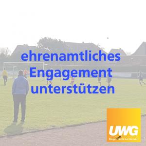 Wahlprogramm 2020 - Ehrenamt